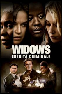 Poster Widows - Eredità Criminale