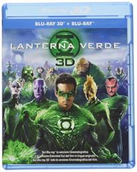 Lanterna Verde 3D (Blu-Ray 3D + Blu-Ray Disc);Green Lantern