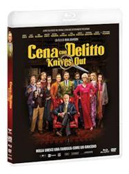 Cena Con Delitto Combo (Bd + Dvd)  (2 Blu Ray)