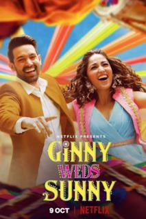 Poster Ginny weds Sunny