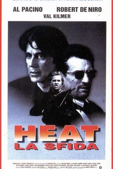 Poster Heat - La sfida