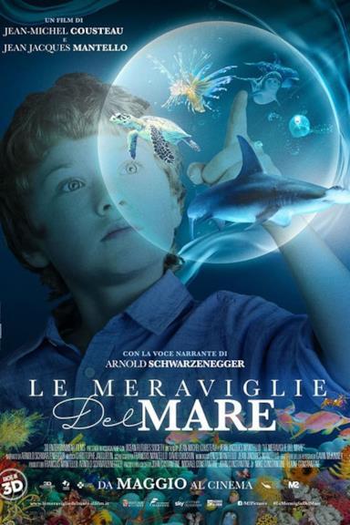 Poster Le meraviglie del mare