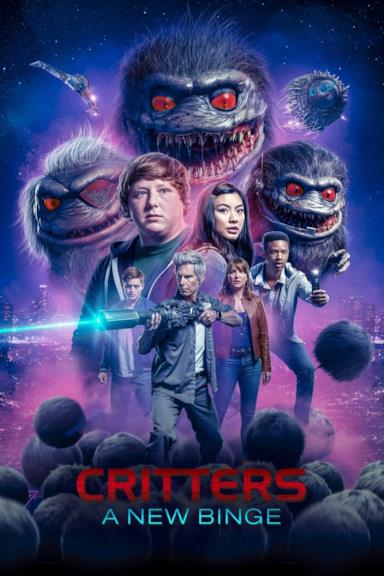 Poster Critters: A New Binge