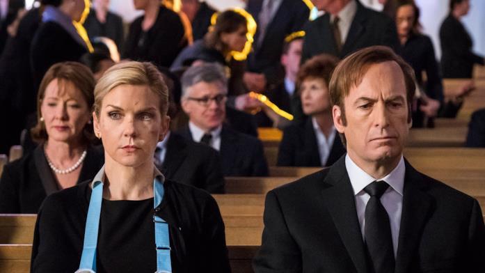Una scena della serie TV Better Call Saul
