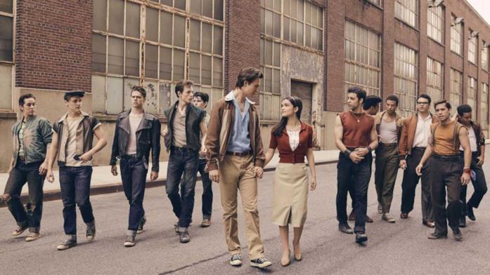 Una scena di West Side Story 2020