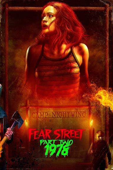 Poster Fear Street - Parte 2: 1978