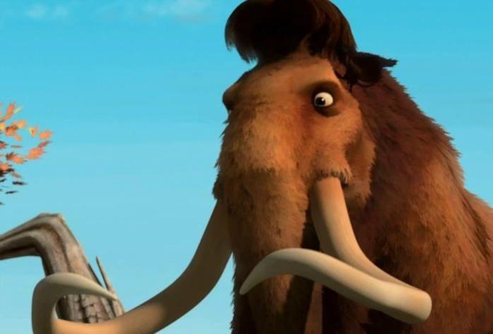 Il mammut Manny