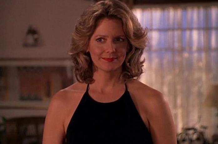 Kristine Sutherland in Buffy the Vampire Slayer