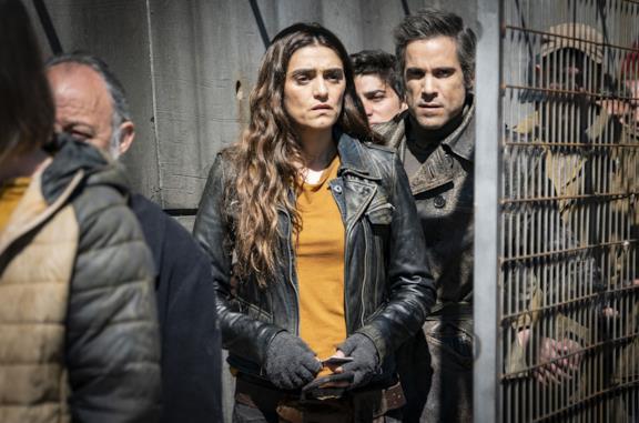 La barriera: cosa devi sapere sulla serie TV distopica spagnola