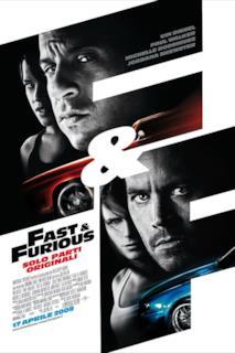 Poster Fast & furious - Solo parti originali