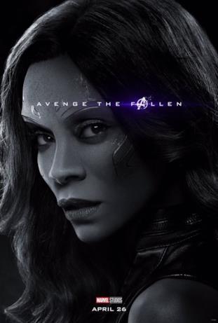 Avenger the fallen, i caduti: Gamora