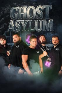 Poster Ghost Asylum