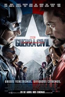 Poster Captain America: Civil War