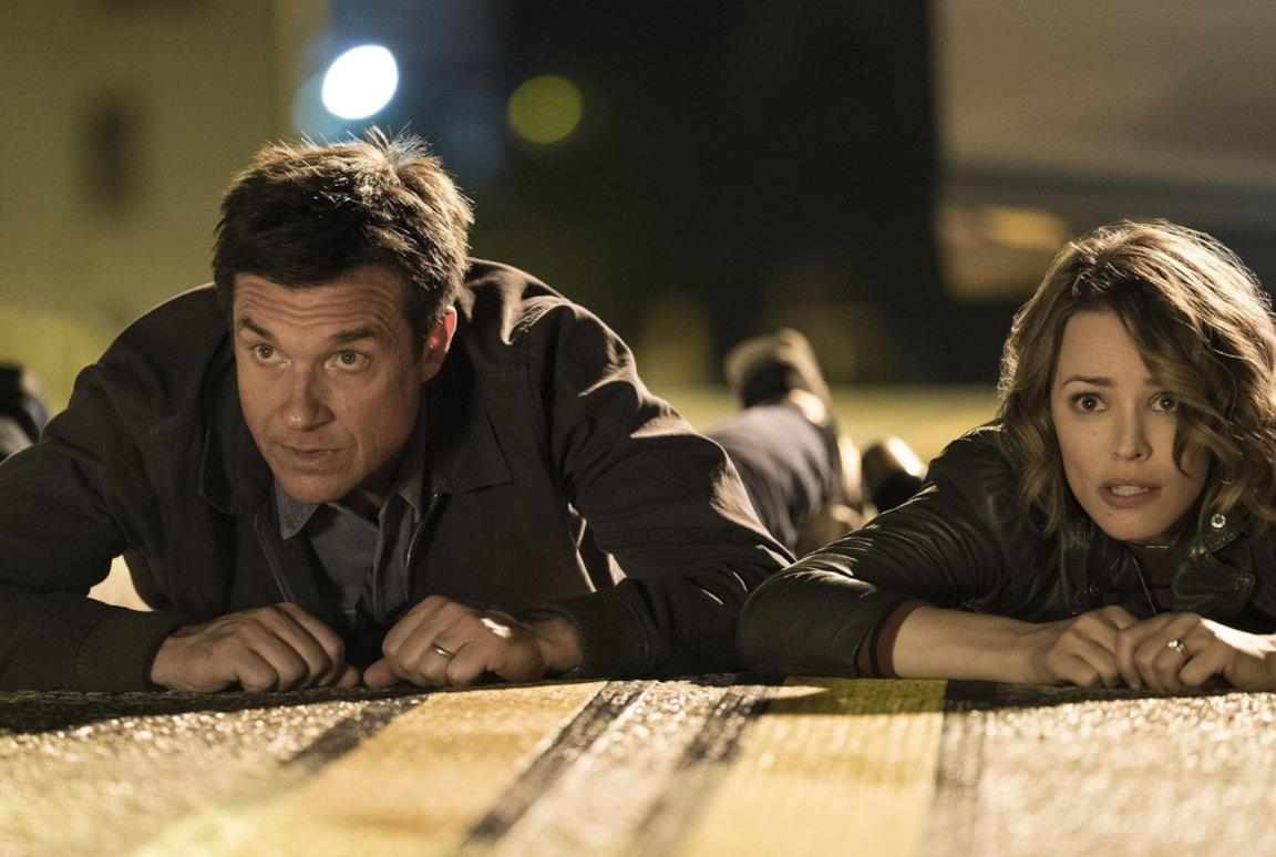 Jason Bateman e Rachel McAdams