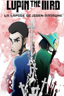 Poster Lupin III: La lapide di Jigen Daisuke