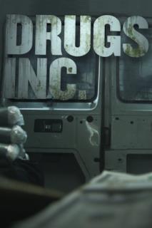 Poster L'impero della droga