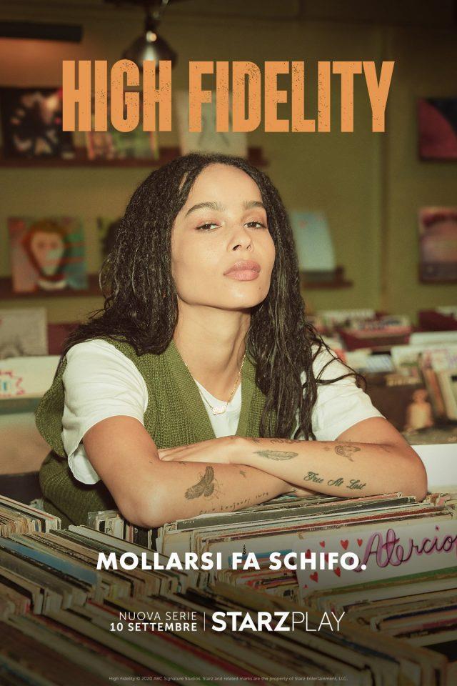 High Fidelity - poster della serie TV