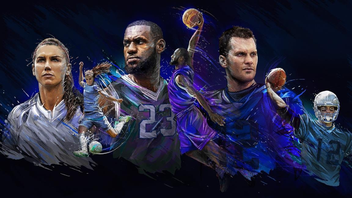 Greatness Code, il trailer della serie Apple sui più grandi atleti di sempre