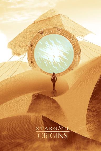 Poster Stargate Origins