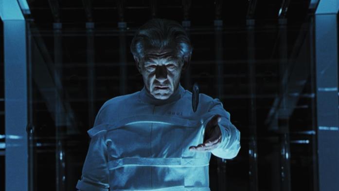 Ian McKellen è Magneto in X-Men 2