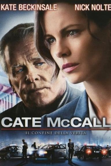 Poster Cate McCall - Il confine della verità