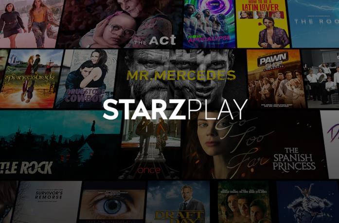Il logo di StarzPlay