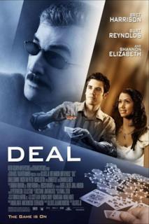 Poster Deal – Il re del poker