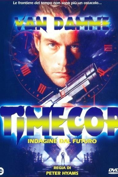 Poster Timecop - Indagine dal futuro