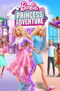 Poster Barbie - Avventure da principessa
