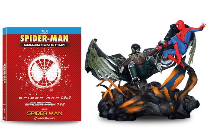 Home Video di Spider-Man