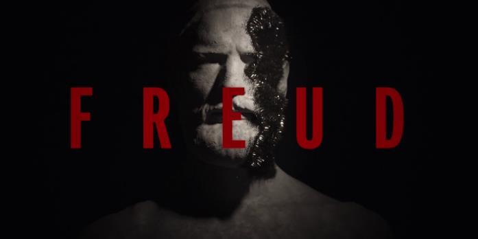La testa di Freud nella sigla dell'episodio 2 è ricoperta sul lato destro di spine metalliche