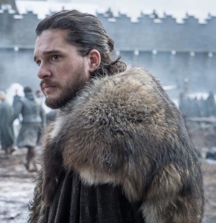 Game of Thrones 8: Jon sembra riflettere sulla strada che ha fatto
