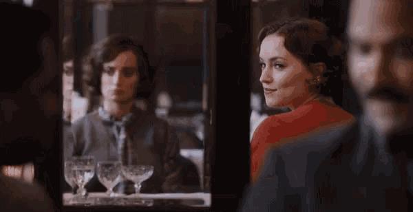 Sospettati nel vagone ristorante in Assassinio sull'Orient Express