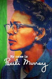 Poster Mi chiamo Pauli Murray