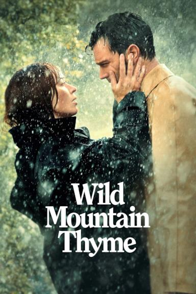 Poster Wild Mountain Thyme