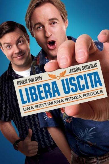 Poster Libera uscita