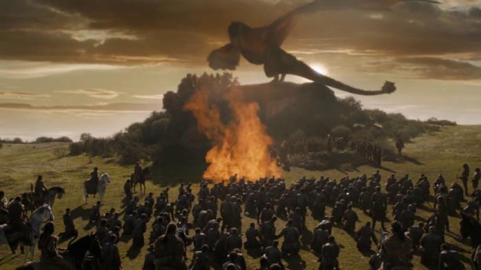 La morte dei Tarly in Game of Thrones