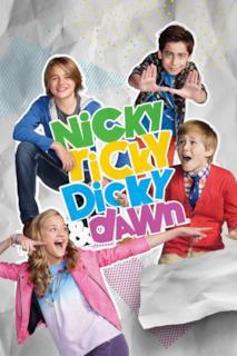 Poster Nicky, Ricky, Dicky & Dawn