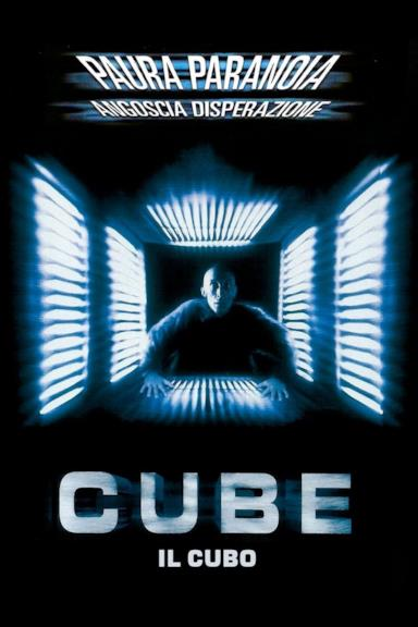 Poster Cube - Il cubo