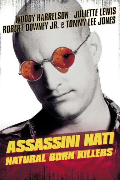 Poster Assassini nati - Natural Born Killers