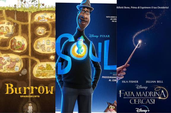 I nuovi titoli in uscita su Disney+