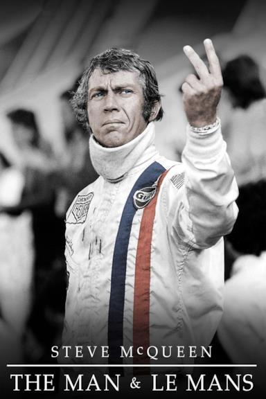 Poster Steve McQueen - Una vita spericolata
