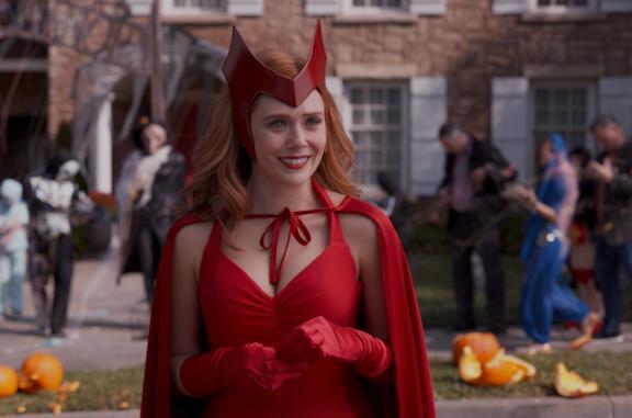 Doctor Strange 2: Wanda Maximoff sarà una Scarlet Witch molto diversa