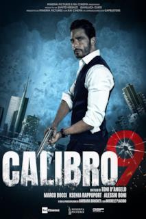 Poster Calibro 9
