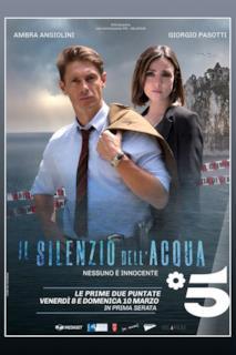 Poster Il Silenzio Dell Acqua
