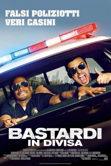 Poster Bastardi in divisa