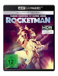 Rocketman  (4K Ultra HD) (+ Blu-ray 2D)