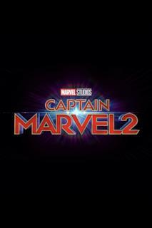 Poster Captain Marvel 2