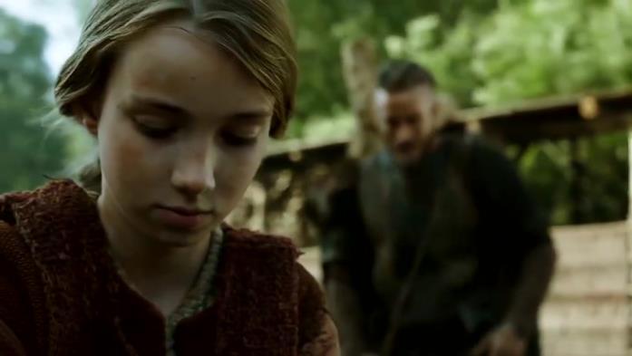Ruby O'Leary in Vikings