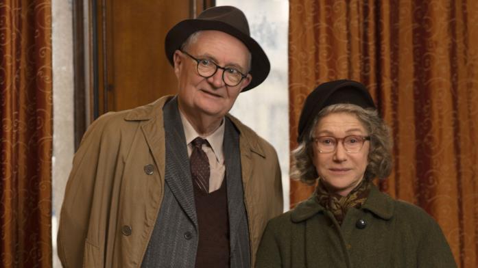 Jim Broadbent e Helen Mirren